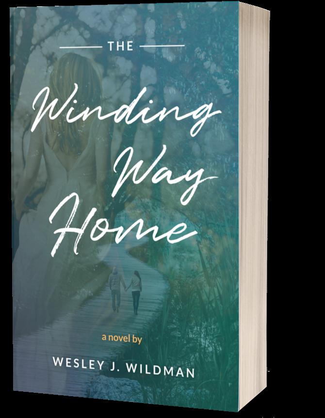 The Winding Way Home by Wesley J. Wildman